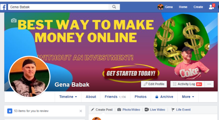 HOW TO PROMOTE GROOVEFUNNELS FOR FREE USING FACEBOOK?